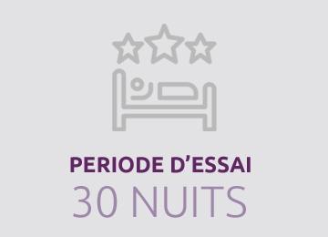 Essai 30 nuits